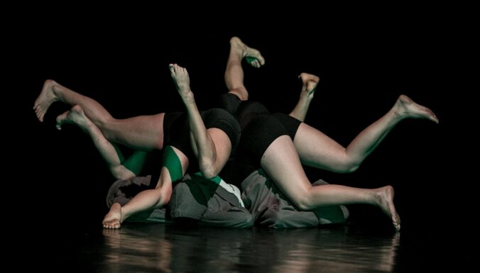 Dzirdi kultūru. Laikmetīgā deja bez robežām