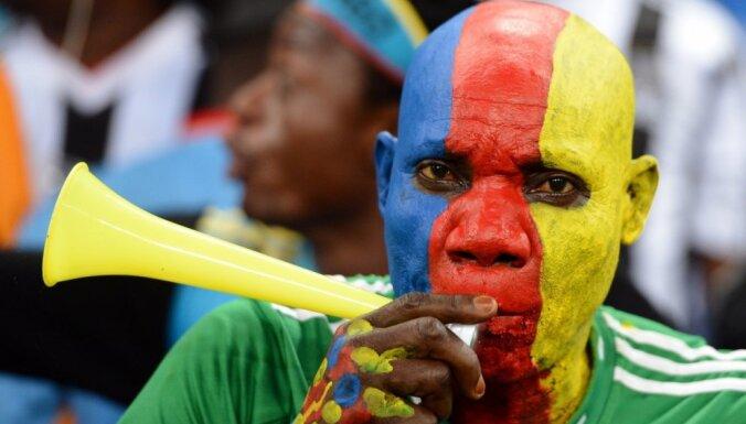 Nekārtībās futbola mača laikā Kongo gājuši bojā 15 cilvēki