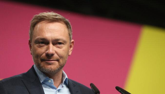 Лидер немецких либералов — за возвращение России в G8 и ужесточение санкций