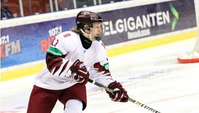 Cборная Латвии U-18 разгромлена американцами перед плей-офф ЧМ-2019