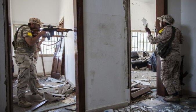 'Daesh' snaiperis Lībijā nogalina Nīderlandes žurnālistu