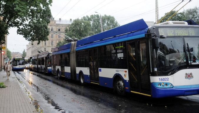 На майские праздники общественный транспорт будет курсировать как в выходные