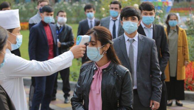 Tadžikistāna paziņo par Covid-19 epidēmijas beigām