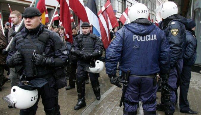 Daugavas vanagi обвинили антифашистов в лицемерии и потребовали извинений