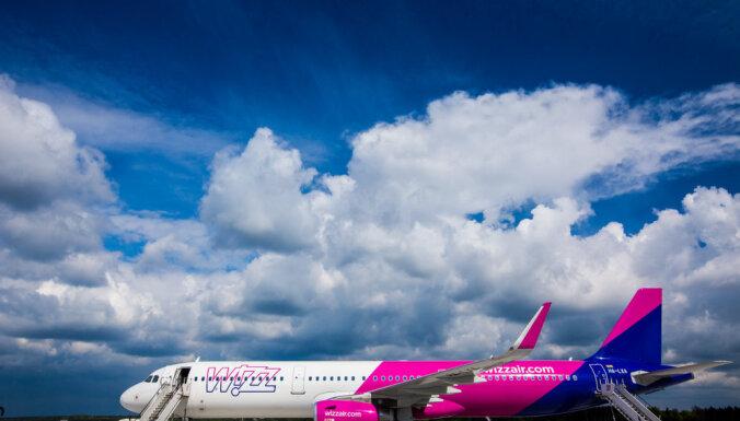 'Wizz Air' vasaras sezonā atklāj tiešo lidojumu maršrutu no Rīgas uz Gruziju