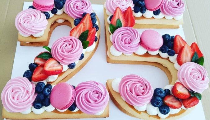 Iemīļoti un ģimeniski Liepājas kūku namiņi, kur top mūsdienīgi saldumi un leģendārās taurītes