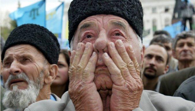 """Вейонис заявил в ООН, что """"аннексии Крыма следует положить конец"""""""