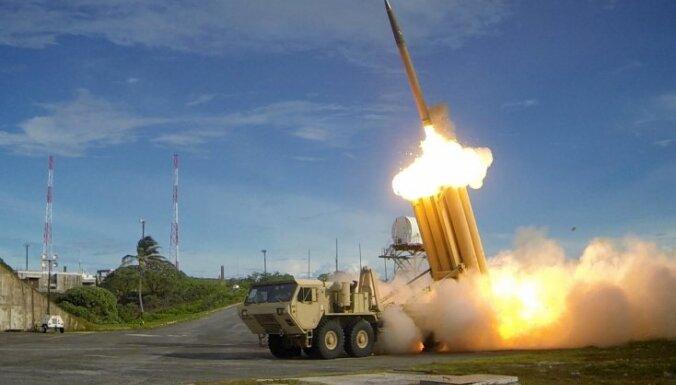 Россия и Китай договорились о мерах в ответ на американскую ПРО в Южной Корее