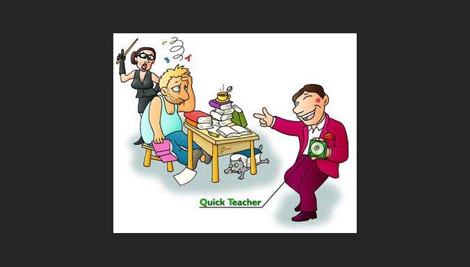 Quick Teacher