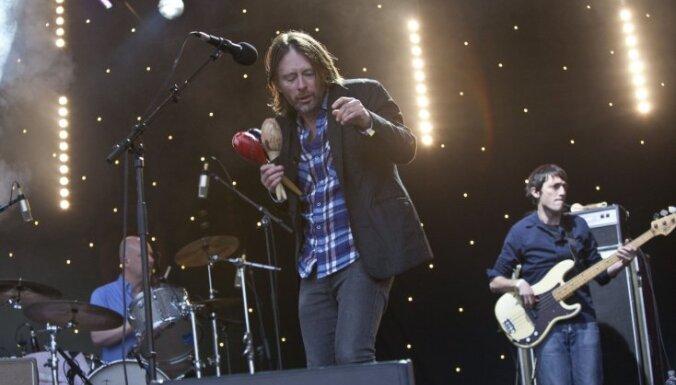 Radiohead запишут новый альбом