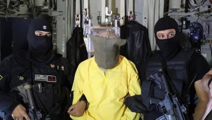 Irākas specdienesti noķēruši 'Daesh' grāmatvedi