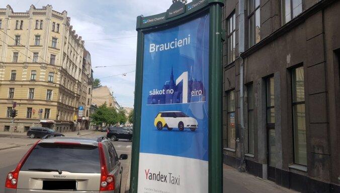 Latvijas iestāžu uzmanīts, 'Yandex.Taxi' apsver iespēju atvērt vietējo filiāli