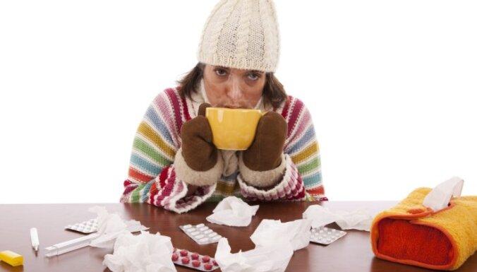 В Латвии всплеск ОРЗ, грипп пока не зарегистрирован