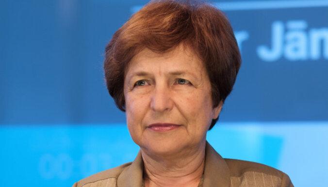 Ždanokas partija pagaidām nesaņems valsts finansējumu, jo tai nav konta Latvijas kredītiestādēs