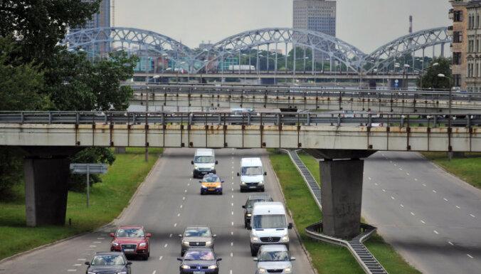 Рига для ремонта ул. Краста и моста в Брасе планирует взять заем в 14,23 млн евро