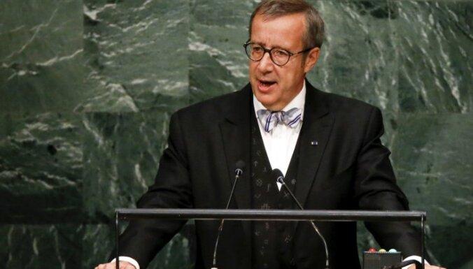 NATO nevienam nav jāpaskaidro austrumu flanga stiprināšana, uzskata Ilvess
