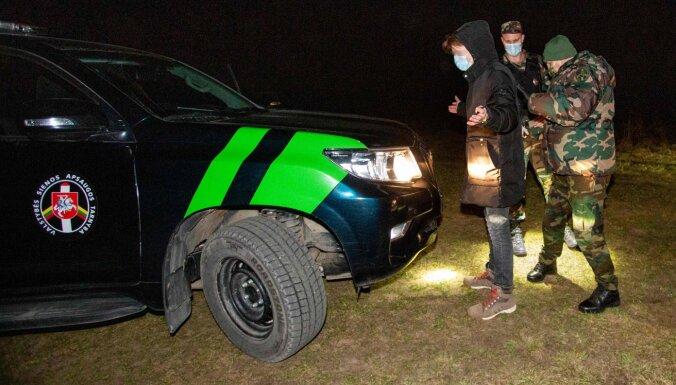 В Литву хлынули нелегалы из Беларуси: возможно, им помогают или не мешают белорусские пограничники