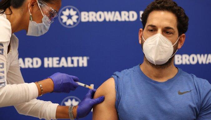 Более миллиона американцев уже сделали прививку от Covid-19