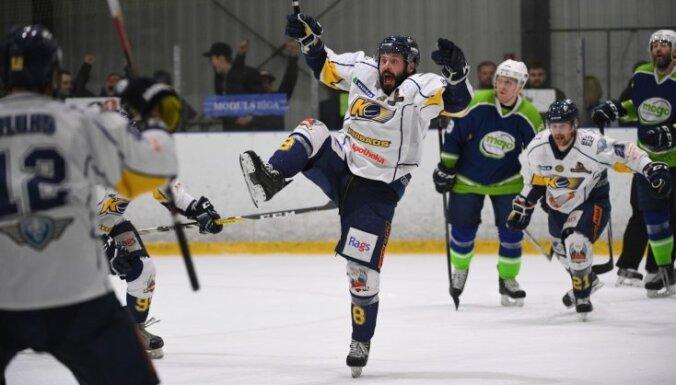 Рига примет матчи Континентального кубка по хоккею