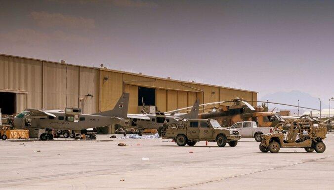 No Kabulas uz Kataru ar lidmašīnu devušies 200 cilvēki