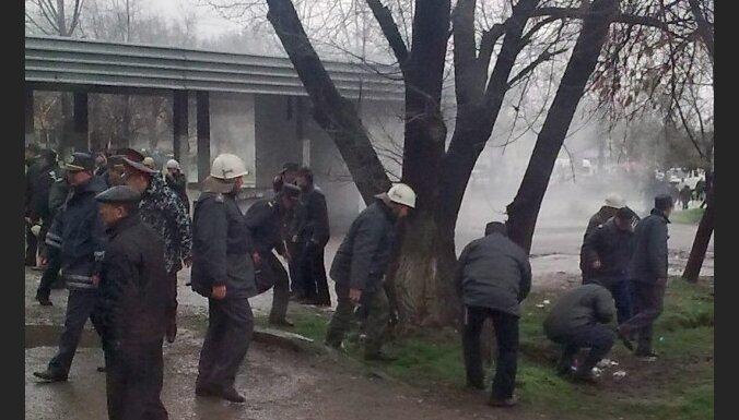 В Киргизии продолжаются беспорядки