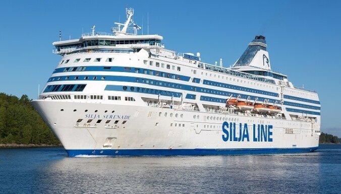 Tallink продлит работу временного паромного маршрута Рига - Хельсинки