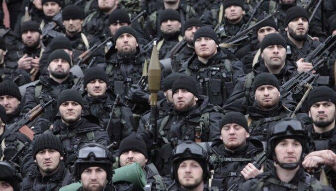 СМИ: чеченских контрактников отправляют на войну в Сирию
