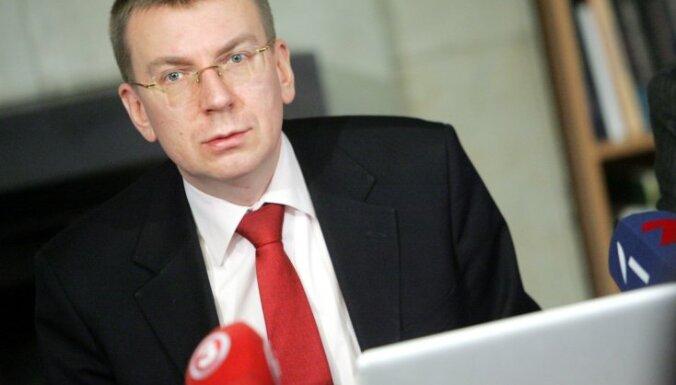 Признание в гомосексуальности не мешает работе Эдгара Ринкевича