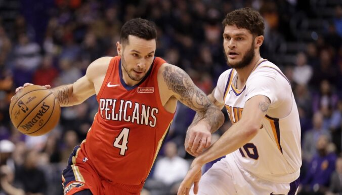 Video: NBA spēlētāji pieņem izaicinājumu izlakt alus bundžu