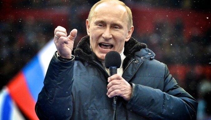 Элерте: Путин должен извиниться за оккупацию