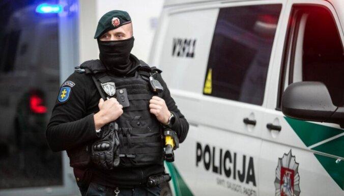 В Литве задержали банду, грабившую хутора в Латвии