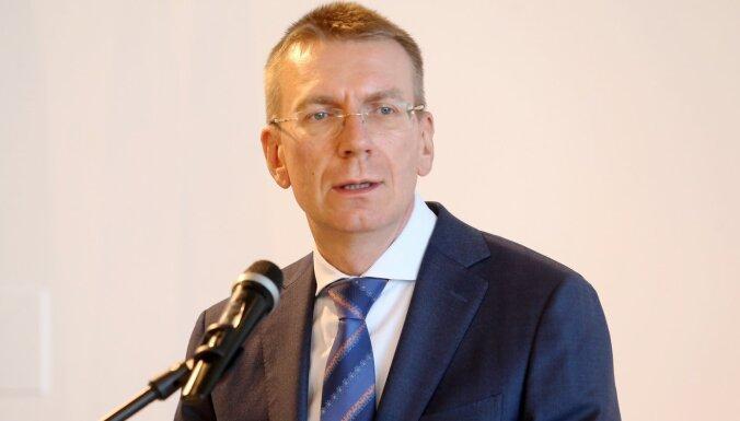 Rinkēvičs cer, ka ES līmenī kārtība Covid-19 'zaļajām pasēm' būs līdz vasaras vidum