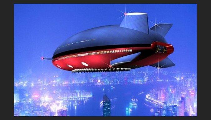 Круизный дирижабль Aeroscraft: прорыв в воздухоплавании