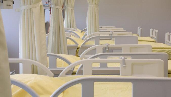 Covid-19: četru līdz sešu nedēļu laikā varētu trīskāršoties stacionāros esošo pacientu skaits