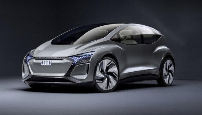 'Audi' pilsētas satiksmei radījis elektromobiļa konceptu 'AI:ME'