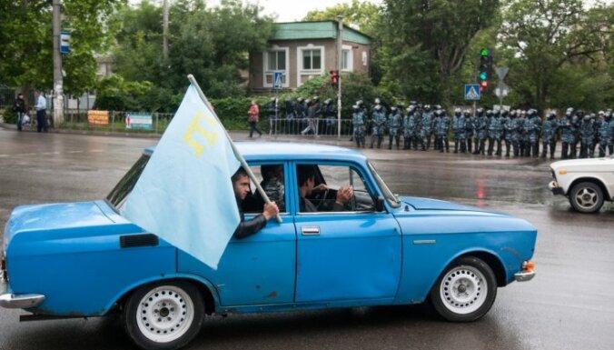 Крымские татары просят защиты в ООН