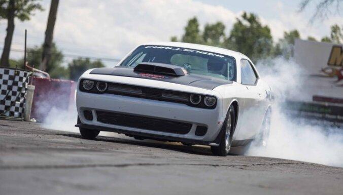 'Mopar' izgatavojis 'Dodge Challenger' versiju dragreisam