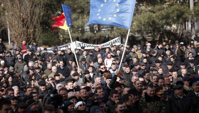 Молдавия добивается членства в Евросоюзе
