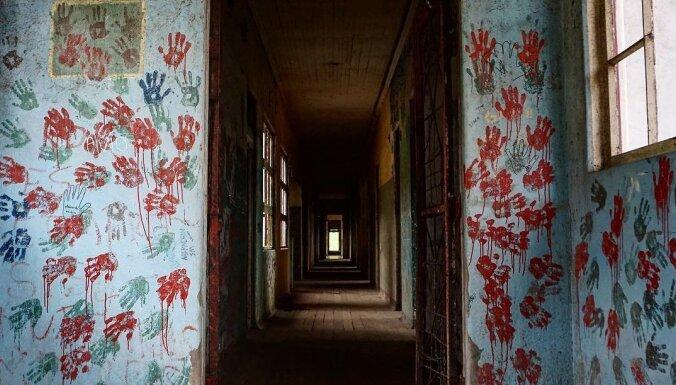 Pamesta sanatorija Kostarikā, ko uzskata par vienu no baisākajām vietām valstī