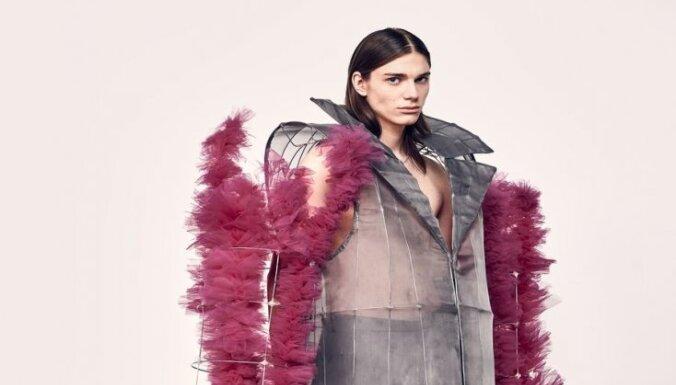 LMA modes studentu kolekcijas šogad būs skatāmas filmā 'Digitalizācija'