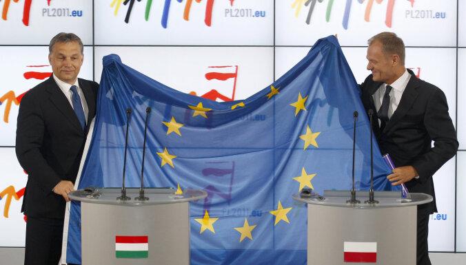 В ЕС достигли соглашения об экономической помощи и верховенстве права