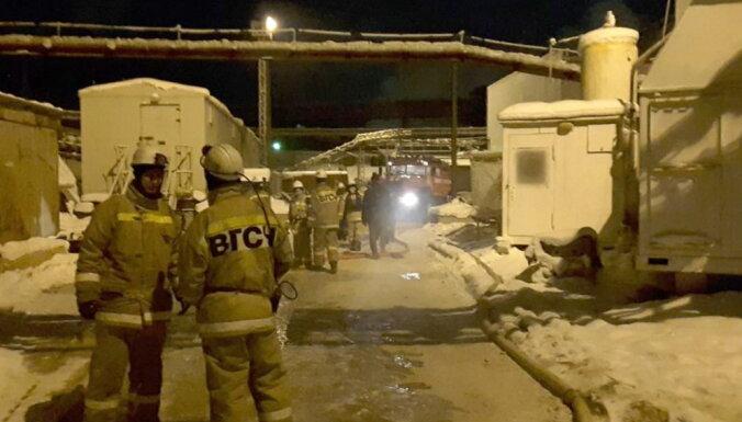 Спасатели обнаружили тела рабочих в шахте в российском Соликамске