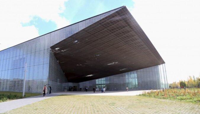 Igauņu sapnis piepildās. Tartu atklāts modernākais muzejs Ziemeļeiropā