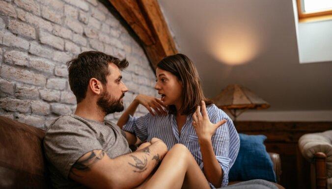 'Kādēļ tad ar mani esi kopā?' Kā mīļotā cilvēka kritiku uztvert veselīgi