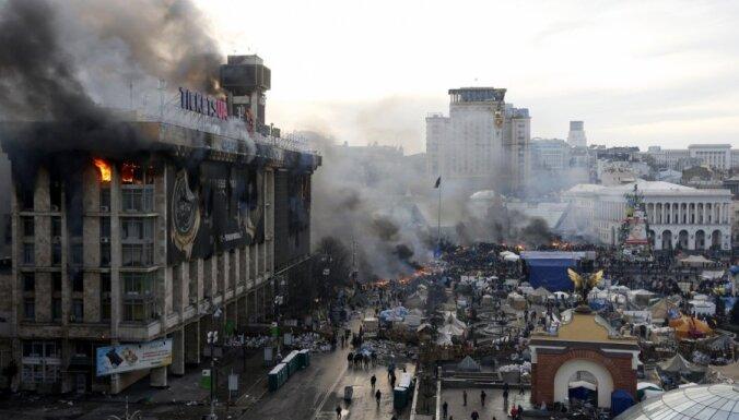 В Киеве официально подтвердили гибель 25 человек