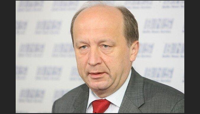 Kubiļus: 'plīša lācīšu desants' Baltkrievijā bija Zviedrijas pilsoņu privāta iniciatīva