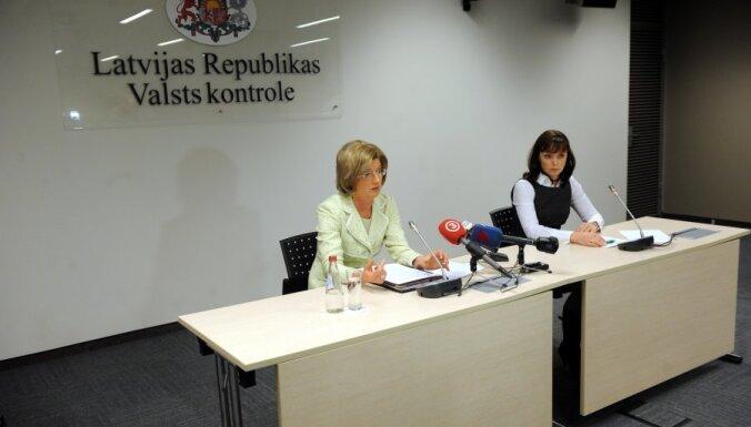 Судраба: Латвия достигла прогресса в учете госимущества