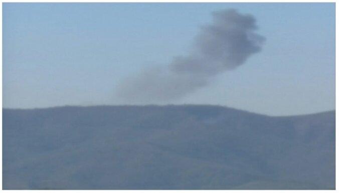 Gvatemalā avarējusi Meksikā nozagta lidmašīna