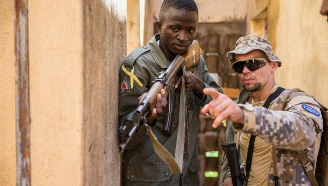 Ирак, Мали или ЦАР: Латвия решает, куда послать своих солдат на подмогу Франции
