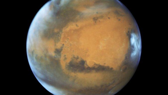 B NASA признали невозможность в срок отправить астронавтов на Марс